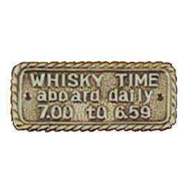 WHISKY TIME ON BOARD DAILY.. KYLTTI