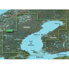 Garmin BlueChart g2 HD, HXEU047R Gulf of Bothnia