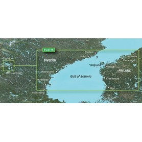 Garmin BlueChart g2 Vision HD, VEU472S Gulf of Bothnia, Center